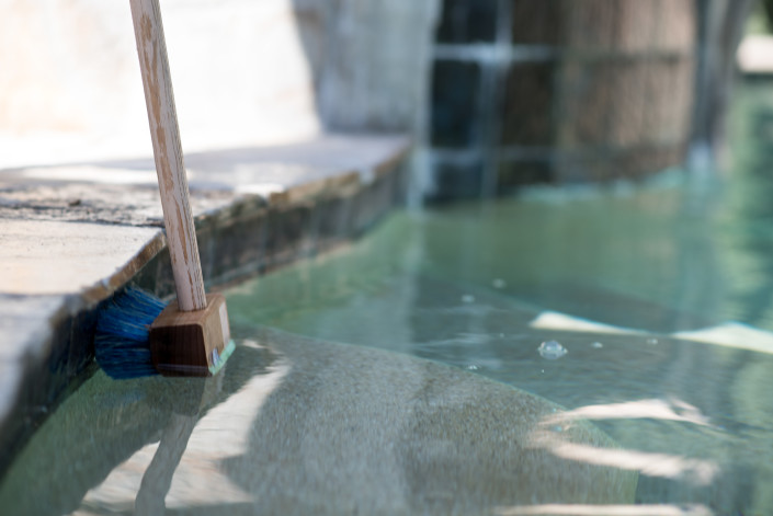 salt water pool automation